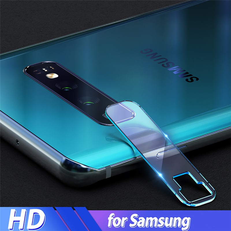 Tempered Camera Glass for Samsung S8 S9 S10 Plus Note 8 9 Plus