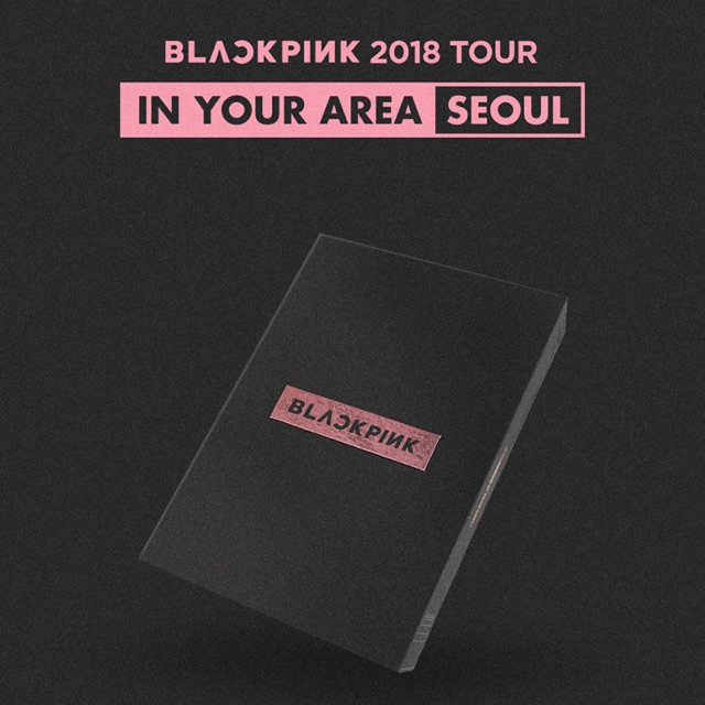 BLACKPINK 2018 TOUR (IN YOUR AREA) SEOUL DVD