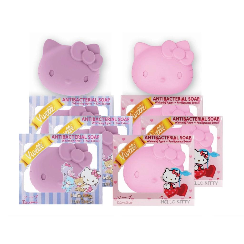Bundle Of 3 Hello Kitty Antibacterial Soap Shopee Philippines