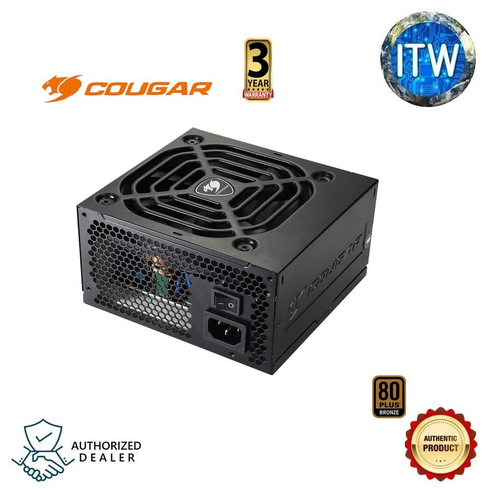COUGAR VTX500 500W ATX12V 80 PLUS BRONZE Certified Power Supply