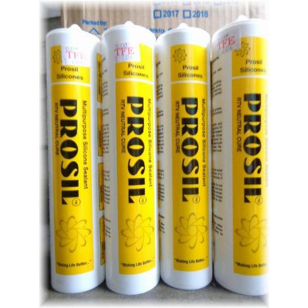 Prosil Multipurpose Silicone Sealant RTV Neutral Cure