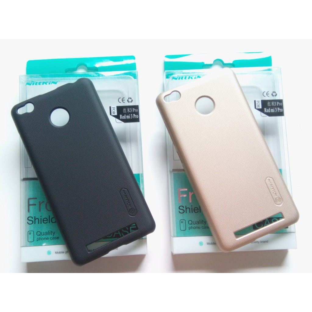 Xiaomi Redmi 4x Nillkin Frosted Shield Hard Case Shopee Philippines Mi4i Mi4c