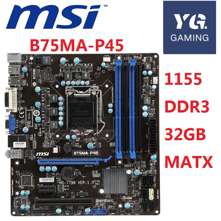 8GB 16GB 32GB PC3-12800 DDR3 1600MHz 240pin Memory For MSI B85M-G43 Intel B85