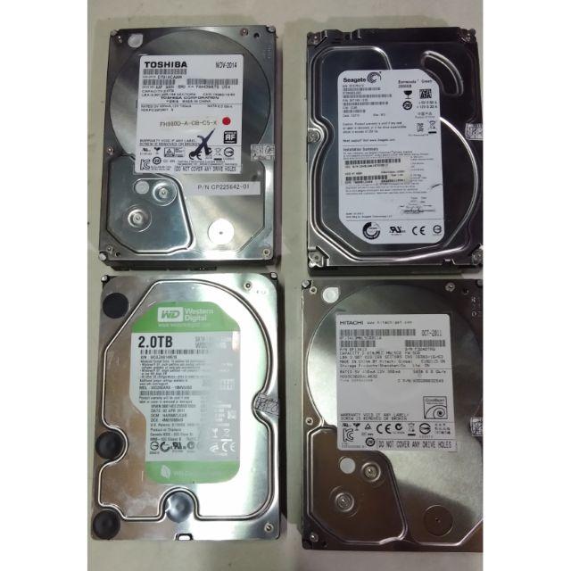 HDD 1tb/2tb/3tb 3 5 desktop