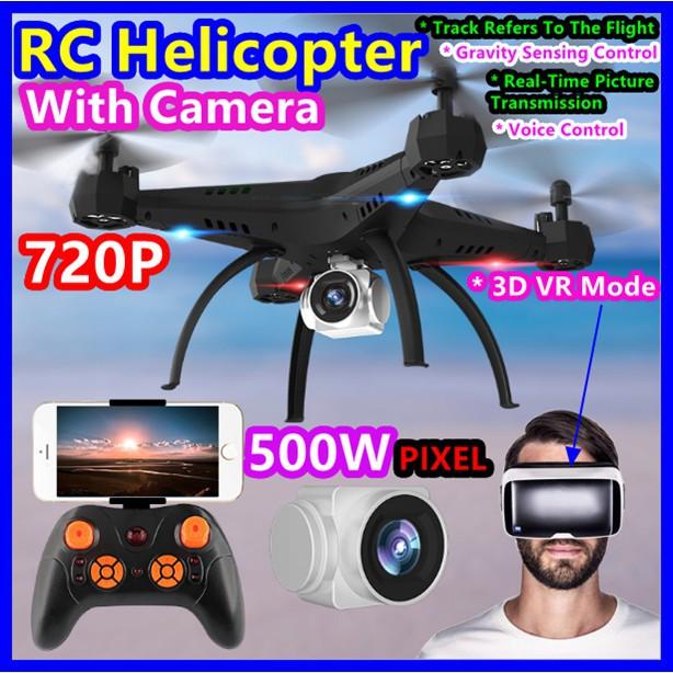 >>We Have Video<< Wifi Camera Drone Remote Control Plane RC