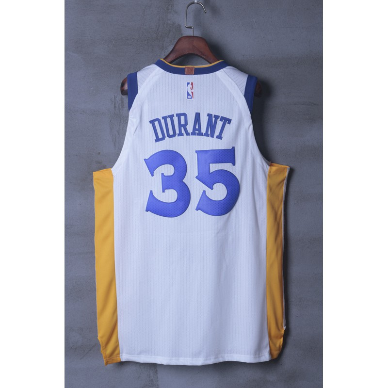 KD Jersey Nike NBA Golden State Warriors Kevin Durant #35 KD Jersey 86 ...
