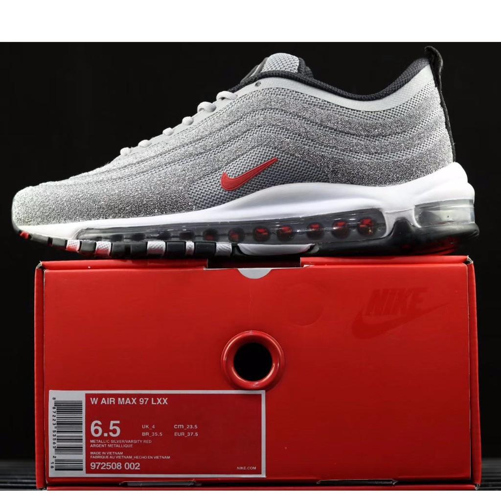 Nike Schuhe Air Max 97 Größe: 42,5 Farbe: 404gamroya: Amazon