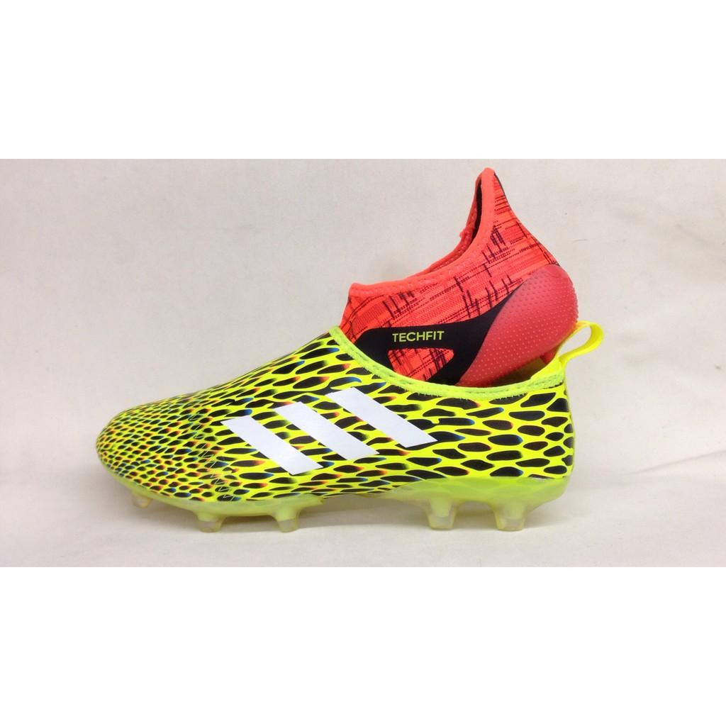 458bb42f6e23 H335GX Adidas Glitch Skin 17 FG Football Boots | Shopee Philippines