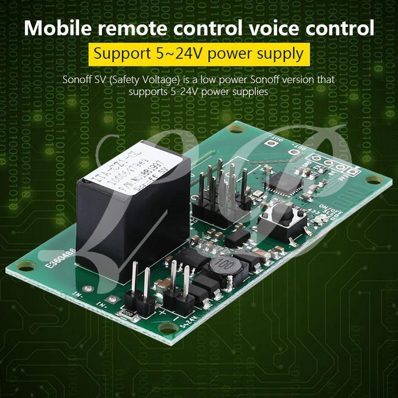 LP Sonoff SV Wireless Module Consumer Electronics