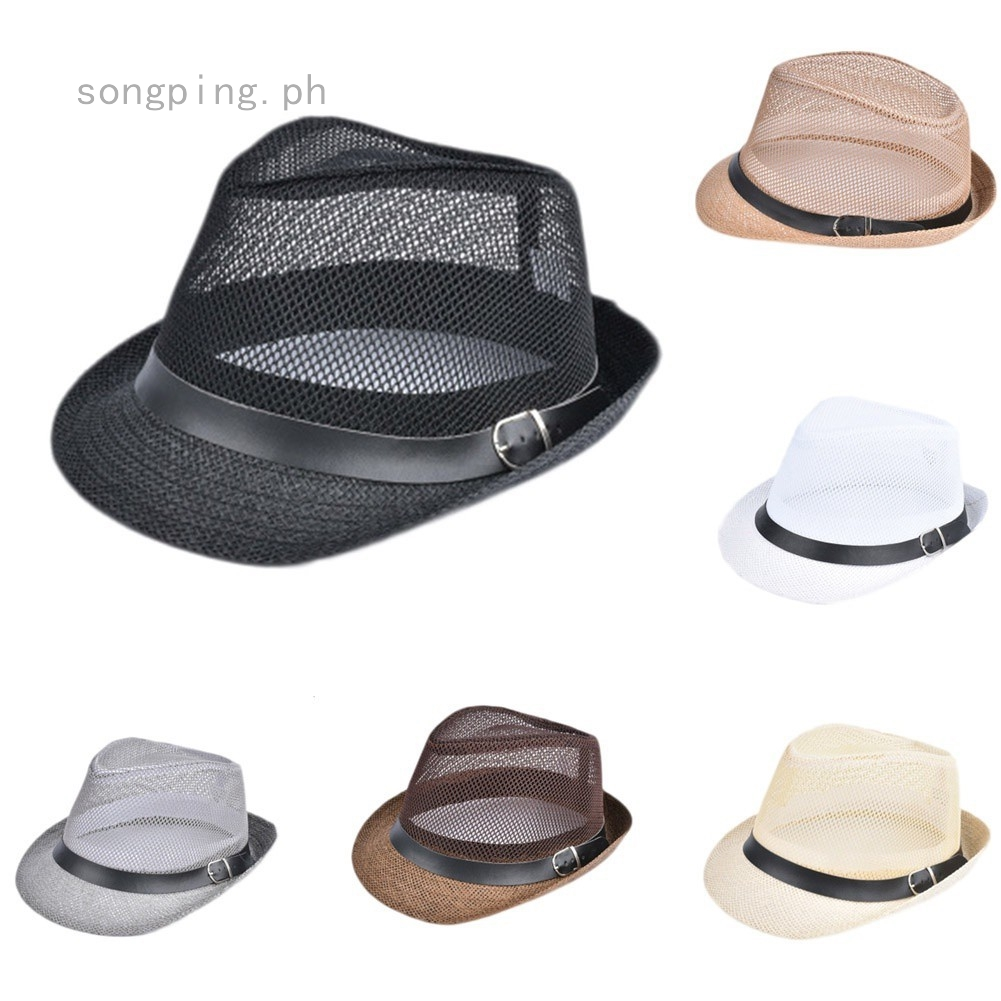 eb91452f beach hat - Hats & Caps Prices and Online Deals - Men's Bags & Accessories  Jun 2019 | Shopee Philippines
