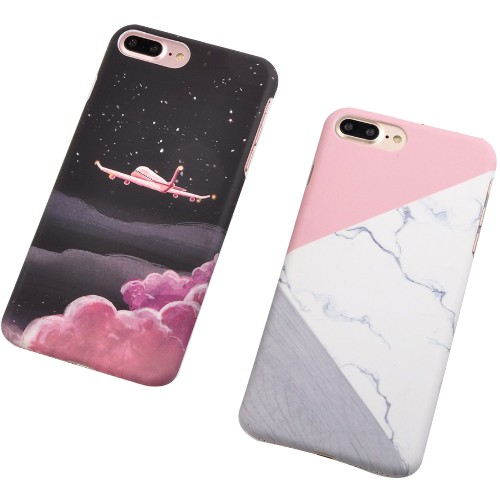 sale retailer 5e789 f44a5 Pink Plane/Marble Case Oppo A7 A71 F1s R11s A83 F5 F7 F9 A3s