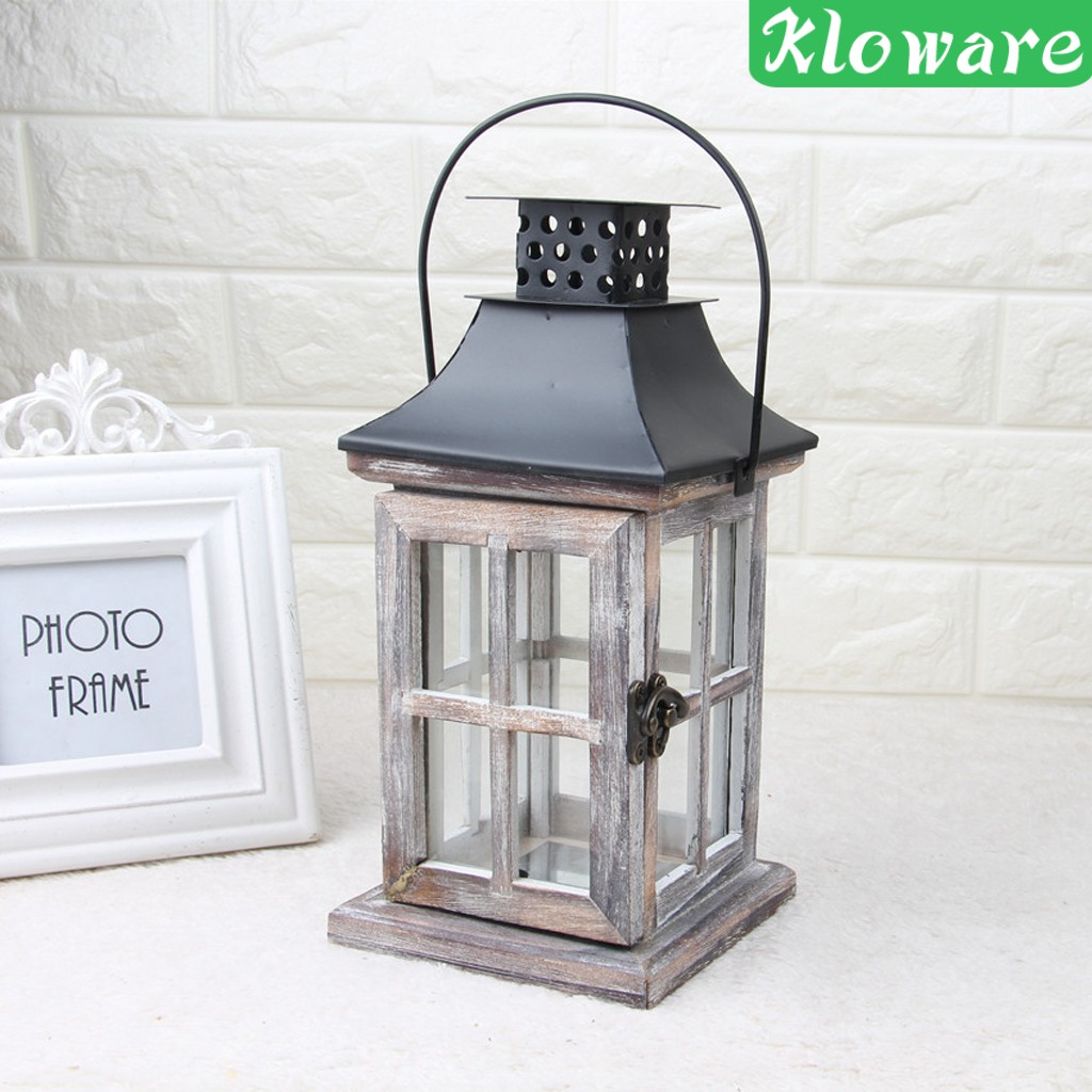 Kloware Wrought Iron Candle Holder Candlestick Home Cafe Tabletop Centerpieces Hanging Shopee Philippines