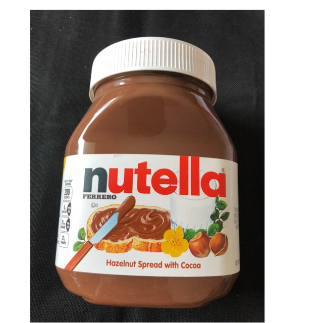 Nutella 750 grams