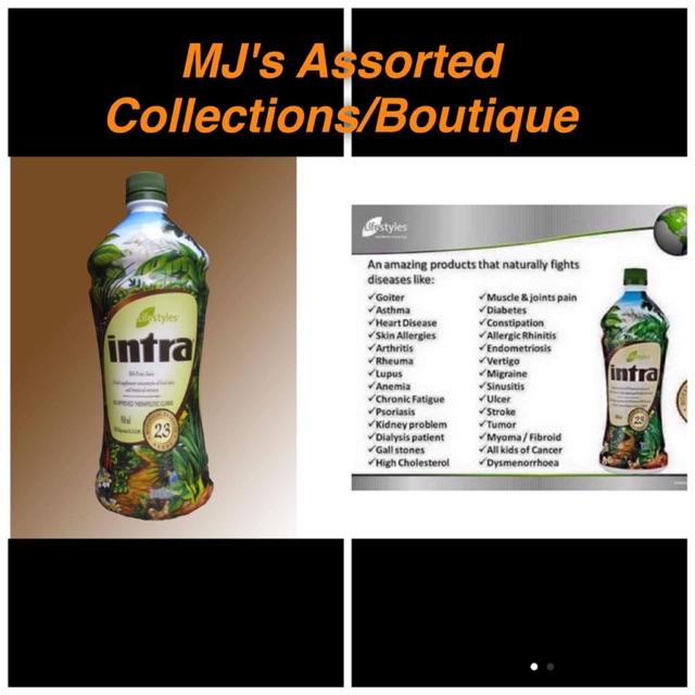 Intra Lifestyle 23 Herbal Juice Drink Onsale
