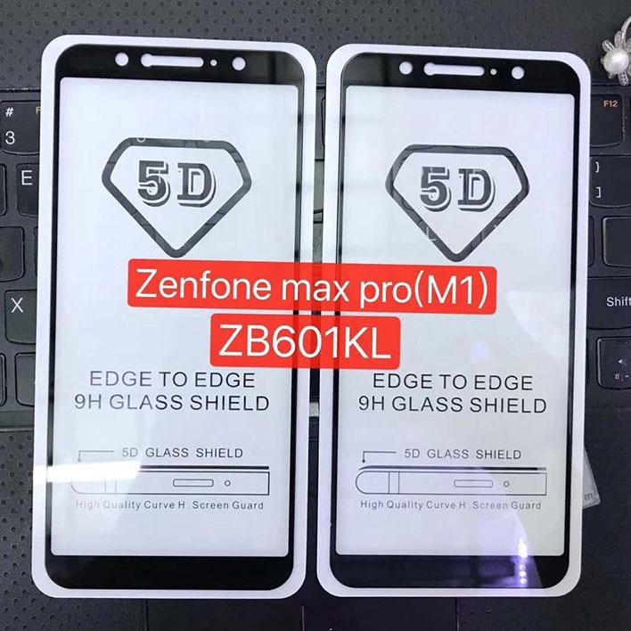 Tempered Glass Asus Zenfone MAX PRO M1 ZB601 KL Full Glue