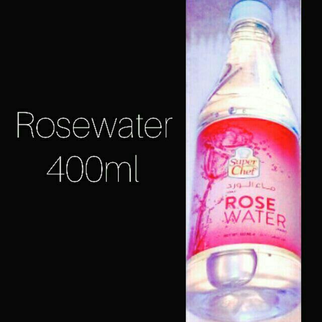 100% Distilled Rosewater Super Chef (FOOD GRADE)
