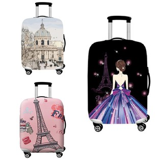 Games Dice Set Washable Foldable Luggage Cover Protector Fits 18-21 Inch Suitcase Covers