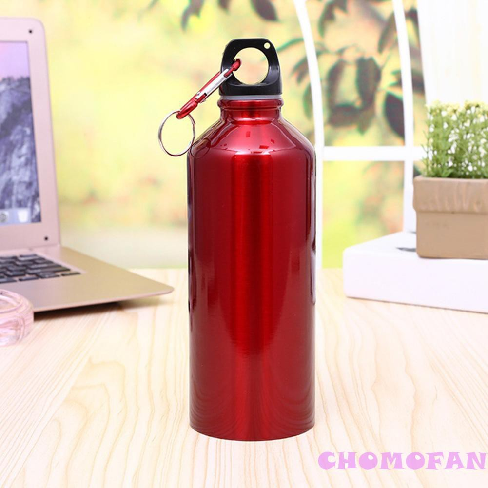 Drinking Kettle Lid Sports Aluminum Portable Outdoor Water Bottle Bicycle