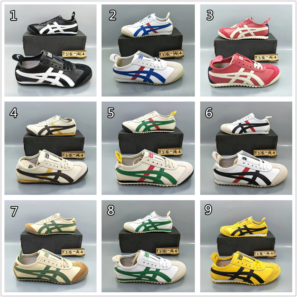 onitsuka tiger mexico 66 shoes size chart european mexico japan