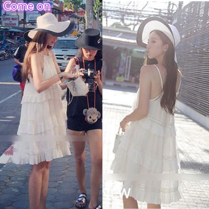 ccf3dcb6a1 ProductImage. Hainan Sanya seaside holiday beach dress large size ...
