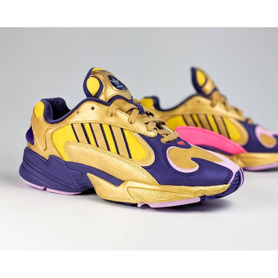 17167eaa7 Adidas Dragonball Z Yung 1 Frieza Purple White Yung-1 New