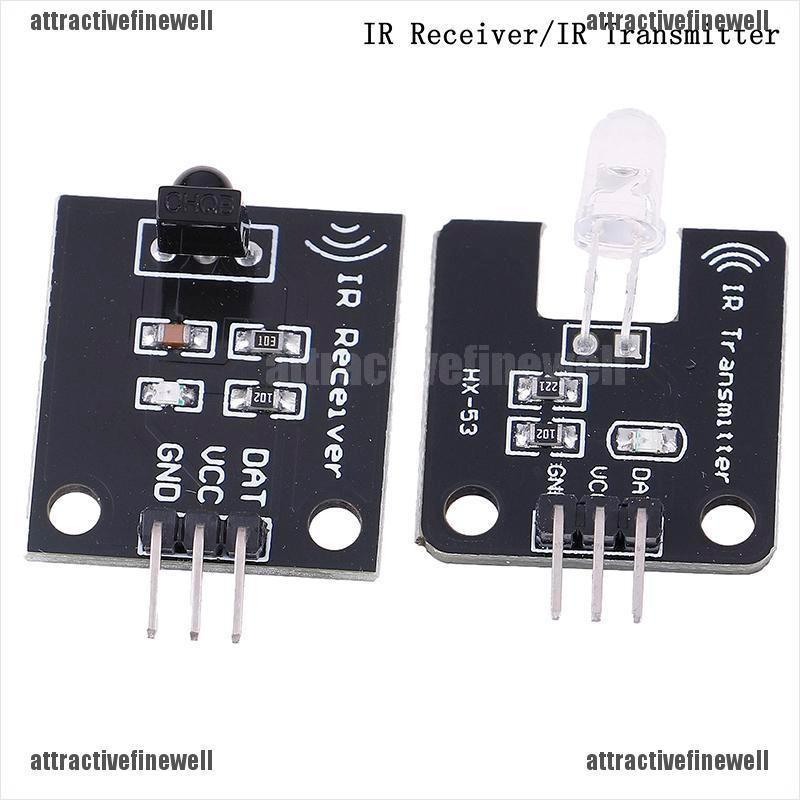 IR infrared transmitter module Ir digital 38khz infrared receiver sensor modu AB