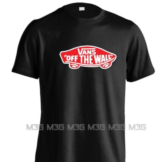 00bfa496de8 Vans off the wall T-shirt Box logo tshirt