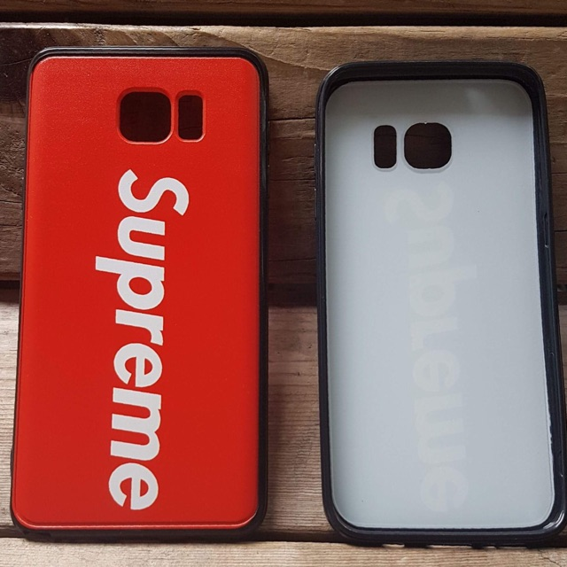 Supreme Samsung Galaxy S7 Edge Phone Case | Shopee Philippines