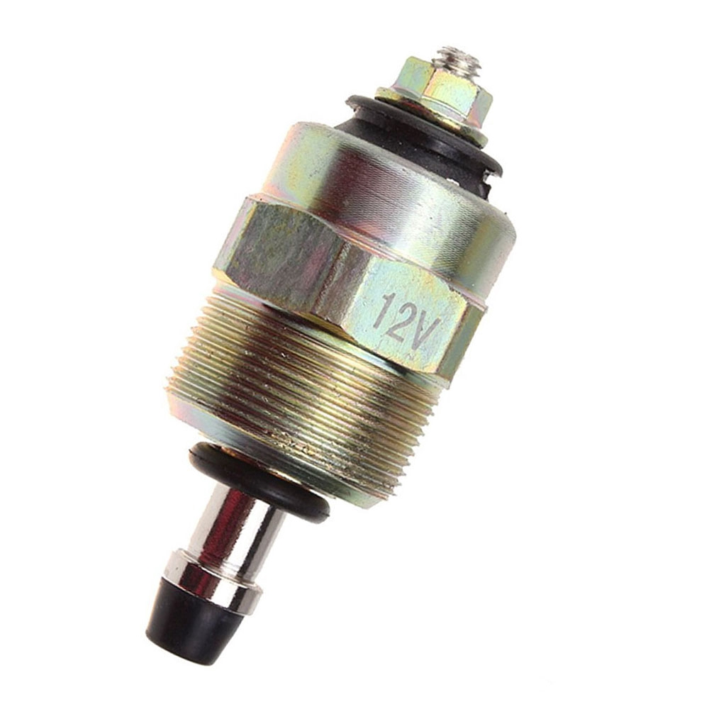New Injection Pump Fuel Shut Off Solenoid for Dodge Cummins VE 5.9L 1988-1993
