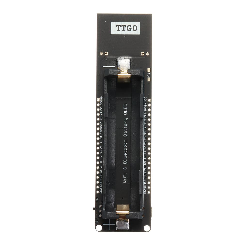 TTGO wifi & bluetooth Battery ESP32 0 96 inch OLED d | Shopee