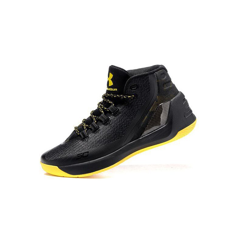 sports shoes 52cd3 4a840 Tbing Original Under Armour Stephen Curry 3 High Cut men's basketball shoes  Highquality