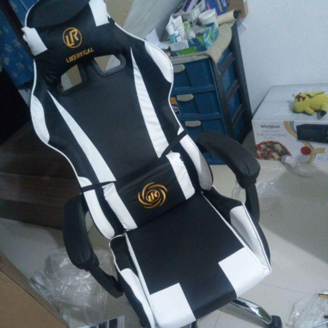 Gaming Chair Leather Shopee Philippines