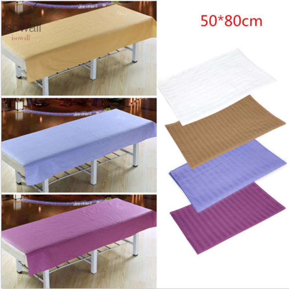 Hl Beauty Massage Bed Cover Soft Sheet Spa Salon Table Treatment