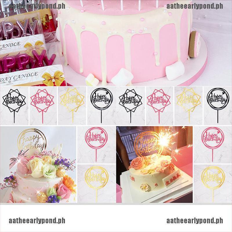 Dainty Cake Topper Laser Engraved Topper Five Cake Pick Whimsical Cake Topper Fifth Birthday Cake Topper Five Birthday Cake Topper