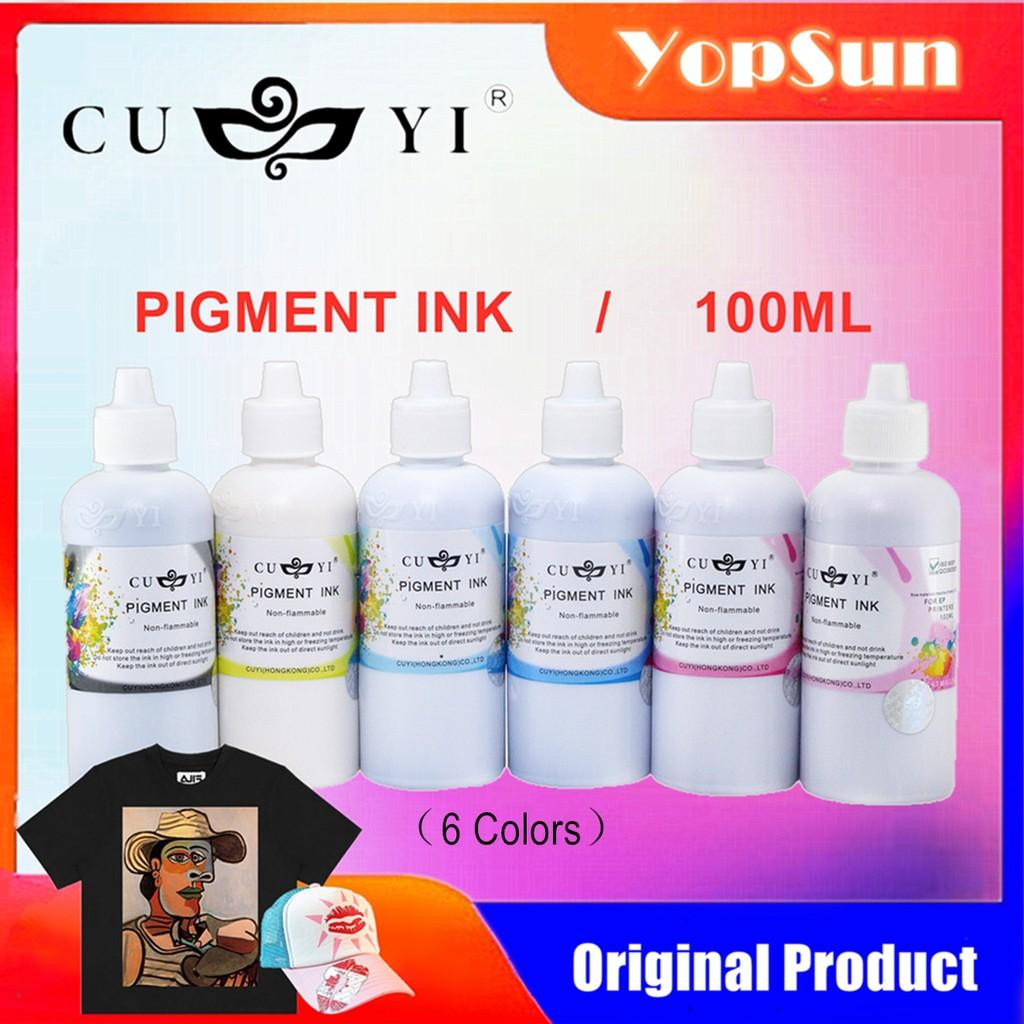 CUYI PIGMENT INK 100ML 6 Colors