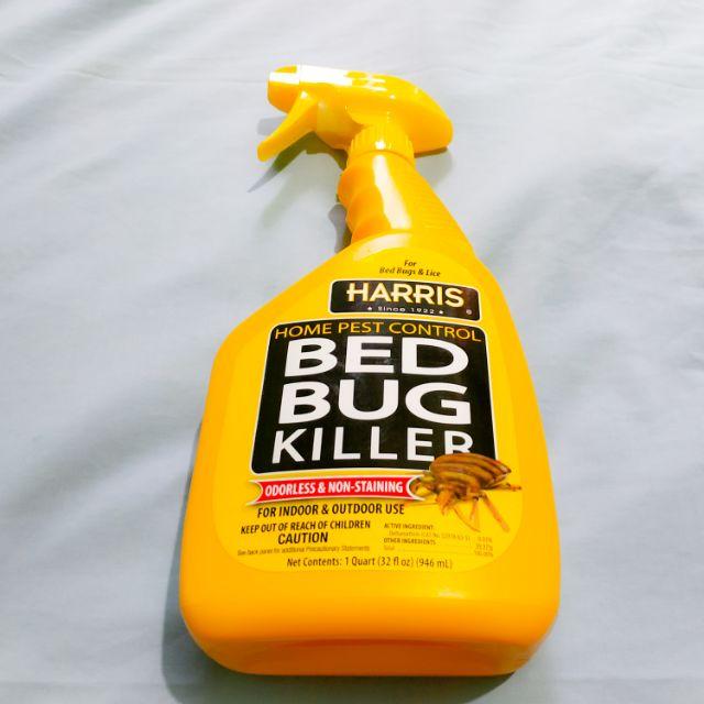 Bed Bug Spray Authentic Harris Shopee Philippines