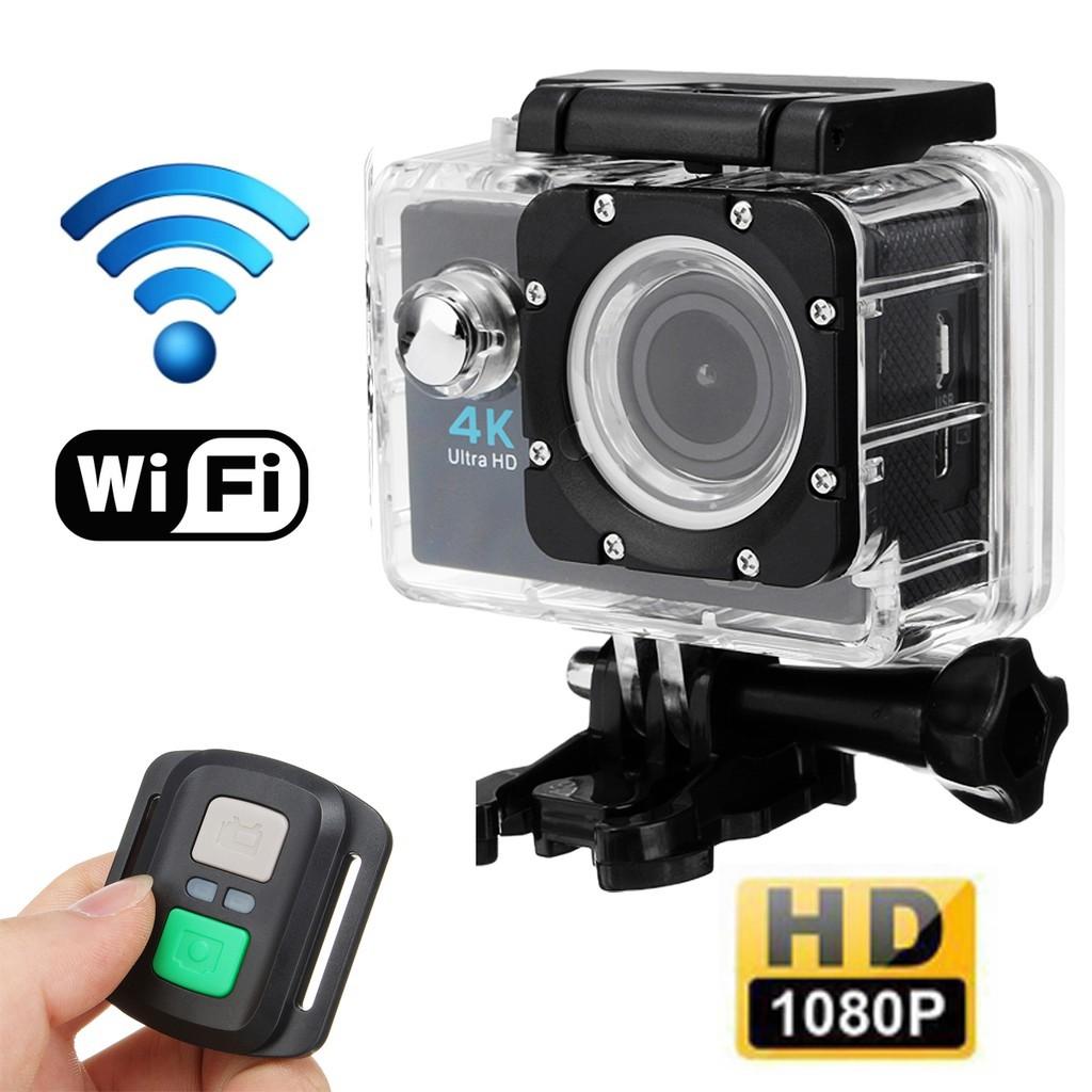 Action Camera 4k Ultra Hd 1080p Wifi Waterproof Shopee Philippines Sportcam 16 Mp