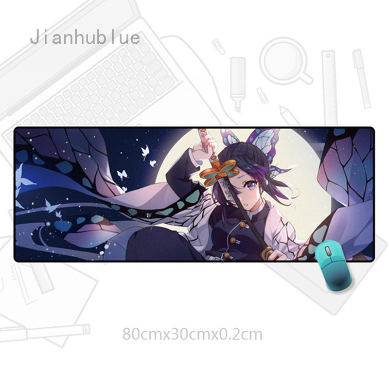 Anime Demon Slayer:Kimetsu no Yaiba Mouse Pad Kamado Nezuko Keyboard Mat Playmat