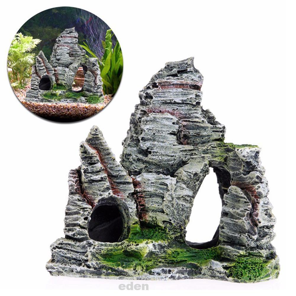 Artificial Moss Landscaping Resin Pet Supplies Home Decor Living Room Mountain View Aquarium Rockery Shopee Philippines