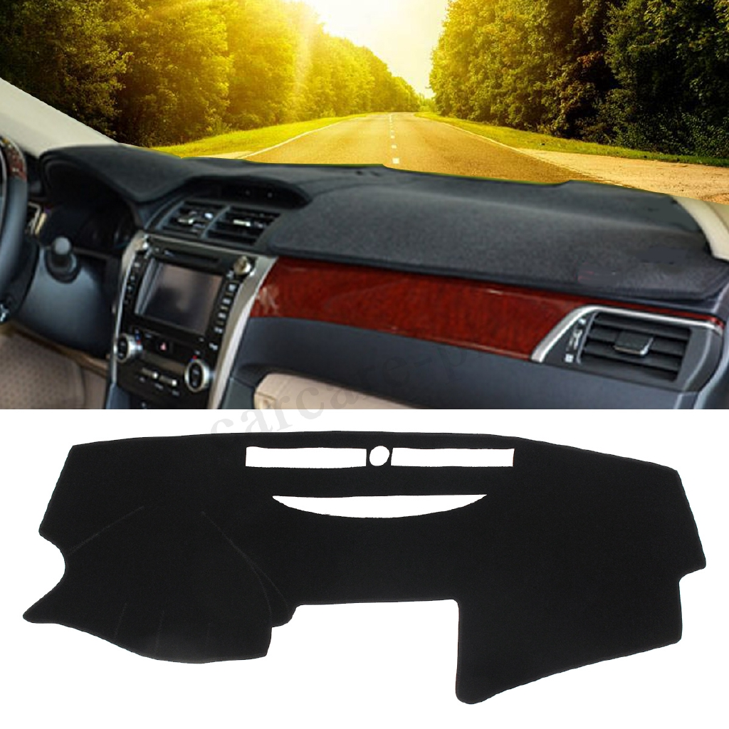 1x Car Dashboard Dash Non-Slip Mat Sun  Cover Pad For Toyota Camry 2012-2017