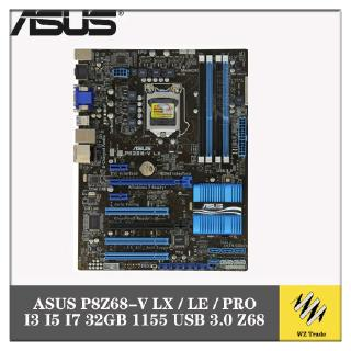 ASUS P5G41-M LE Intel Motherboard w Heat Sink I//O Shield 2GB RAM Choose your CPU