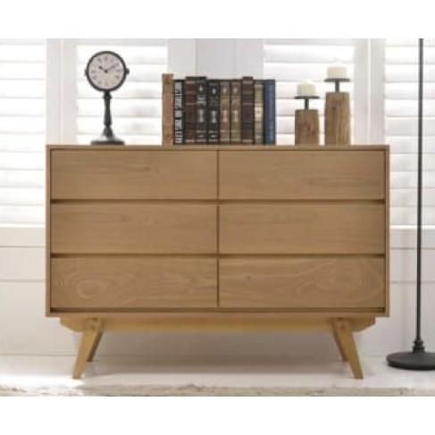 Halford 6 Drawer Dresser Sho