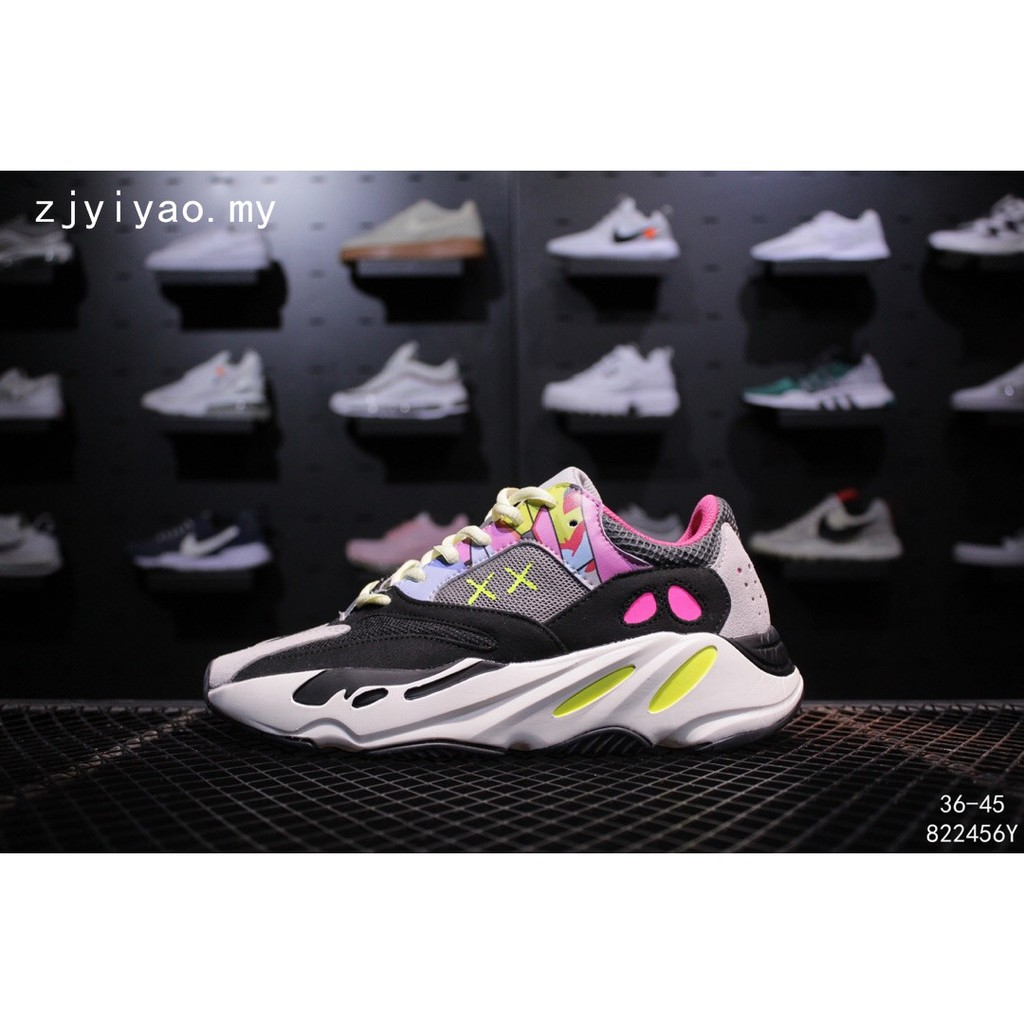 the best attitude 16396 9e1e3 Adidas Yeezy Boost 700 Women's shoes Men's sports Outdoor Jo