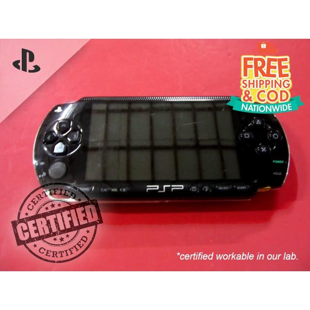 PLAYSTATION PORTABLE - 1000 PSP 41418A