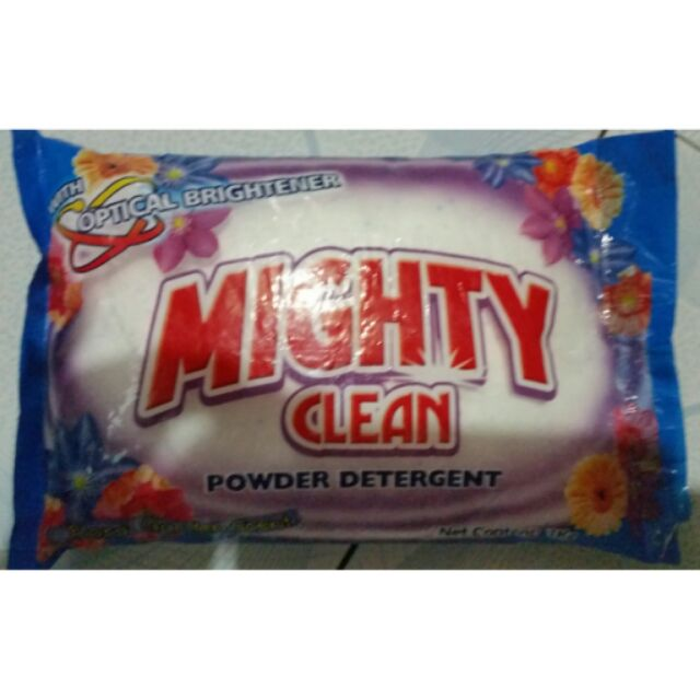 Mighty Clean Detergent Powder