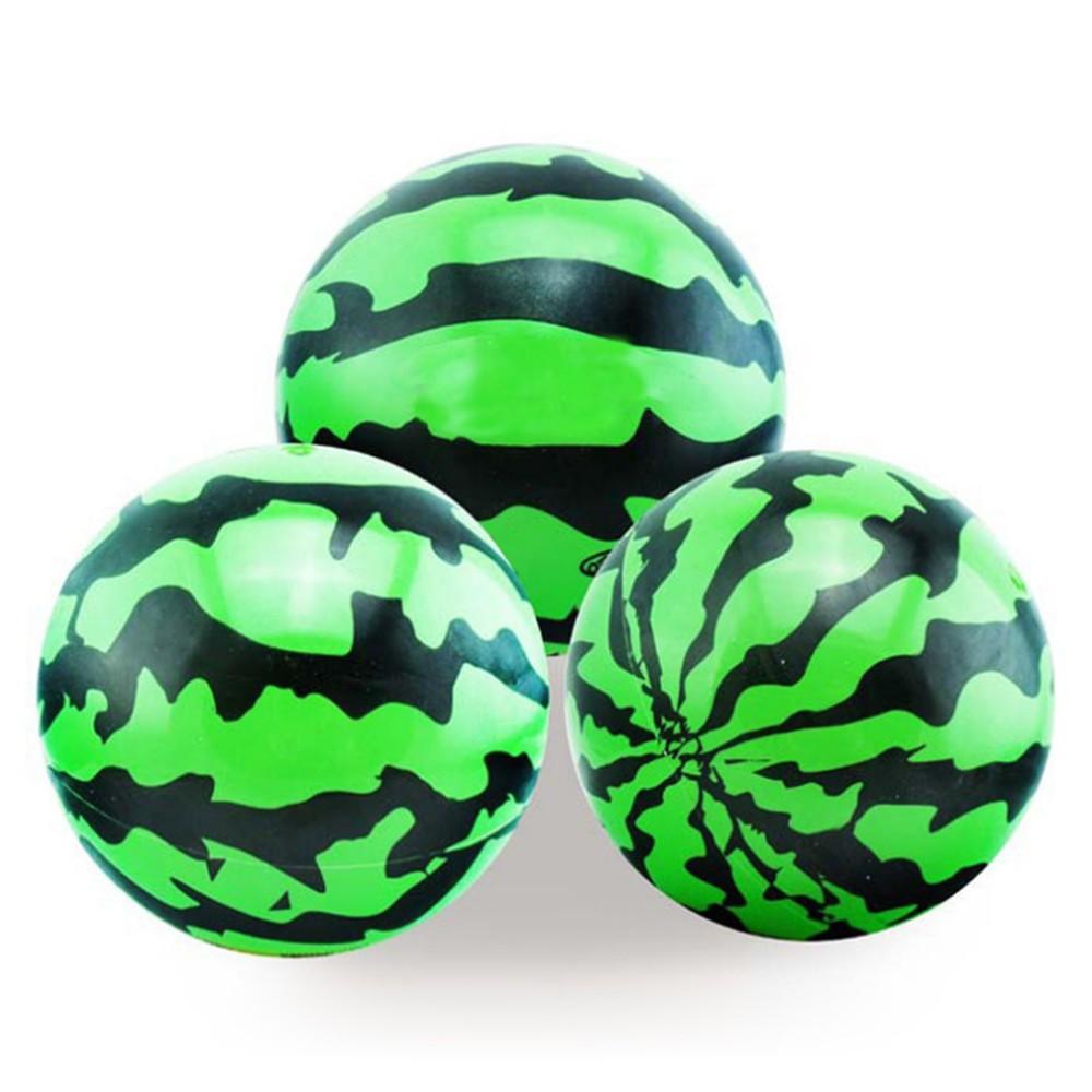 lulalula Inflatable Beach Balls Watermelon Kids Beach Ball PVC Pool Ball Party Toys for Summer Fun
