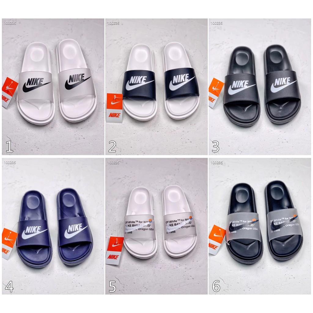 fácil de lastimarse Apoyarse Hacer  Nike tanjun sandals for men women slippers outdoor sandals wading sandals |  Shopee Philippines
