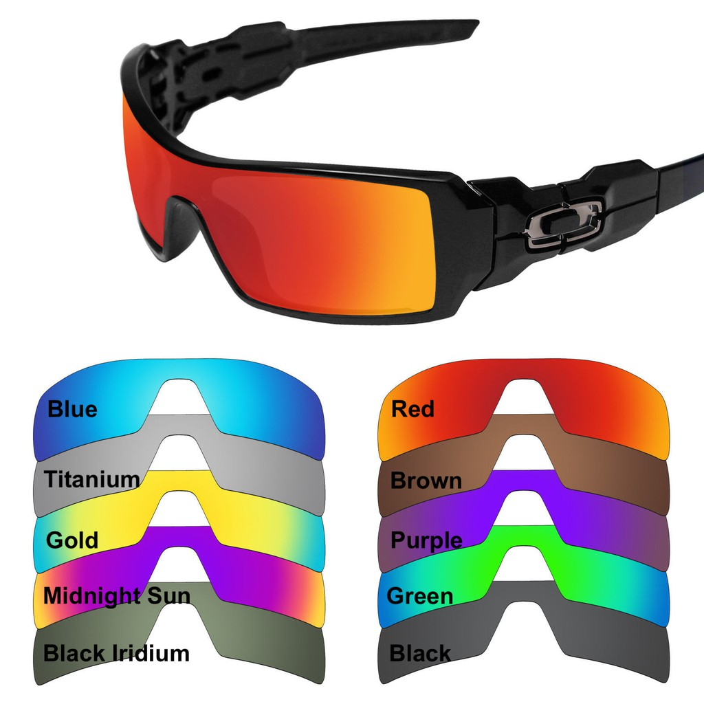 7a08277d59 Walleva Replacement Lenses Oakley Madman Sunglasses - Multiple Options  Available