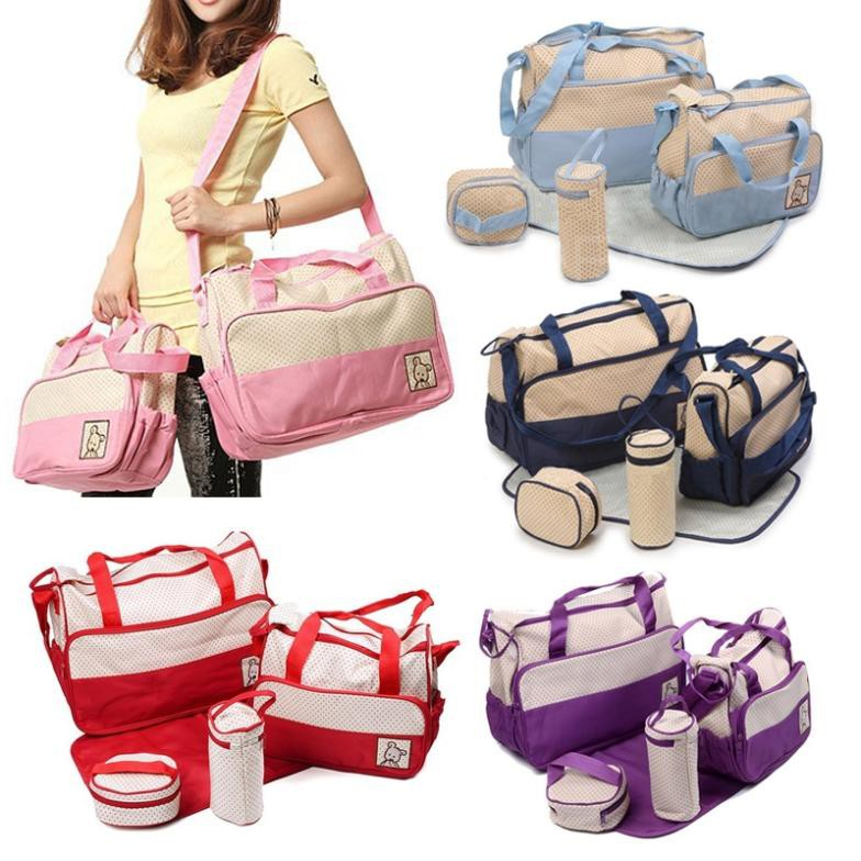 Image result for 5 in 1 baby bag