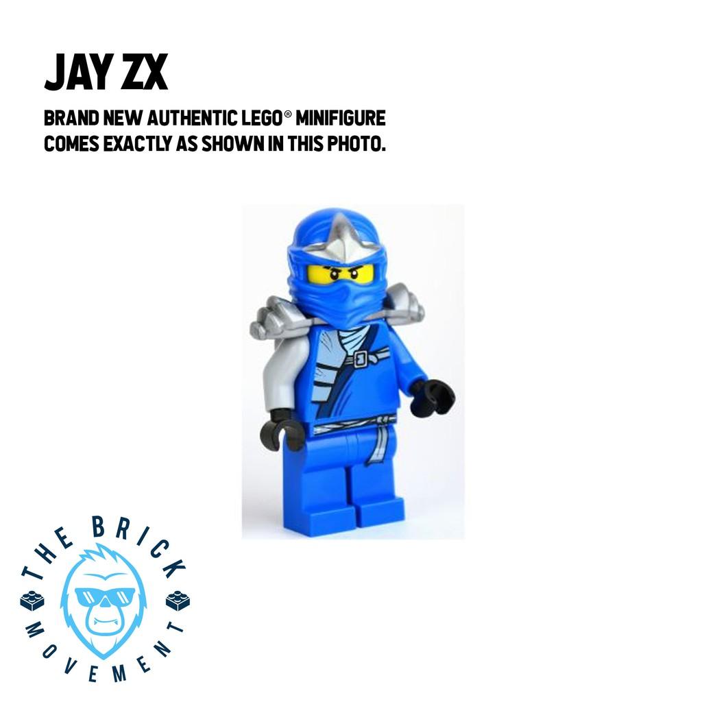 LEGO® NINJAGO Jay ZX Minifigure